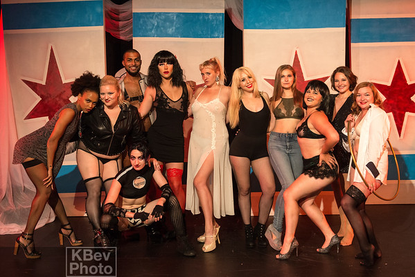 Harlequin Girls Burlesque (Jul 17)