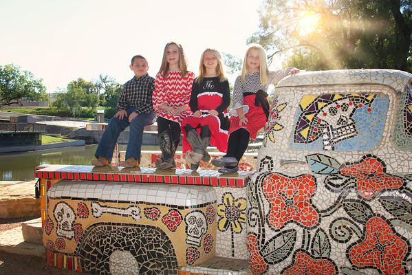 Lewallen Family