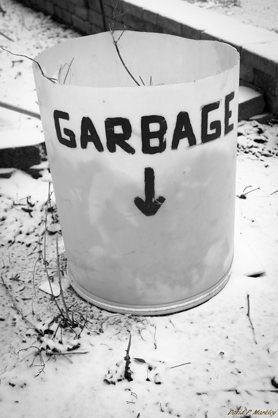 Garbage Spot