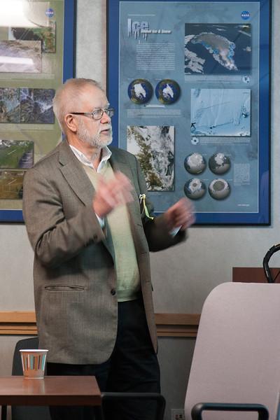 Dick Mewaldt -- Symposium in Honor of Bob Streitmatter, NASA/Goddard Space Flight Center, April 30, 2014