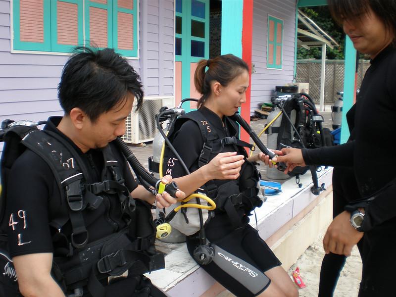[20080515] Will & Bee Scuba Diving @ Redang (10).JPG