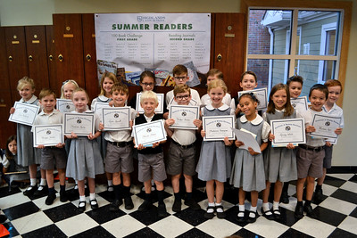 Summer Reader Awards