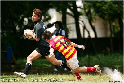 2008年第七屆百年名校對抗賽15人制(7th CKTK Competition 15s)