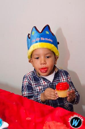 BRYCE 2st Birthday