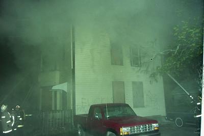 W/F+ Brockton Ma. East Main Street near Battles Street 07/20/1994