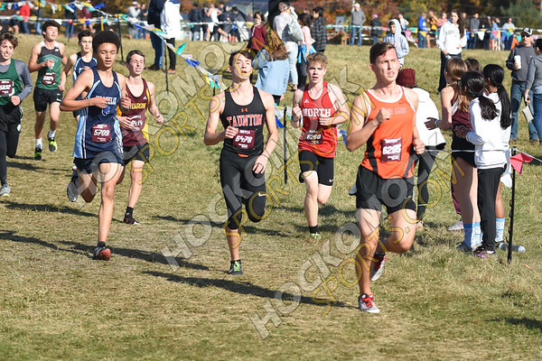 2019 Hockomock Boys Cross-Country Championships