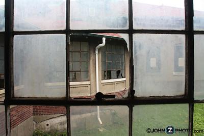 Ellis Island - The South Side