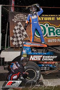 Bubba Raceway Park - 2/15/19 - David Dellinger