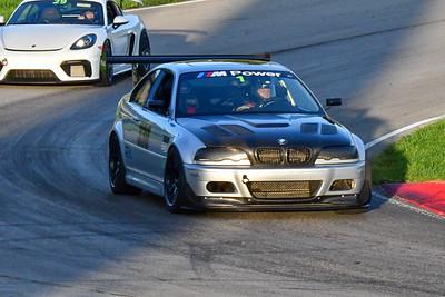 2020 MVPTT Sept Mid Ohio Silver BMW Wing 330
