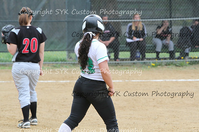 WBHS Softball vs Girard