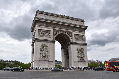 DDay 75 Day 9 - Day in Paris IN PROGRESS