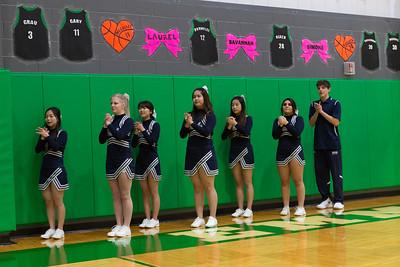 2017-2018 Varsity, JV and Cheerleaders