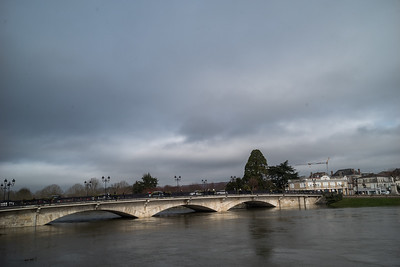 Saintes inondation