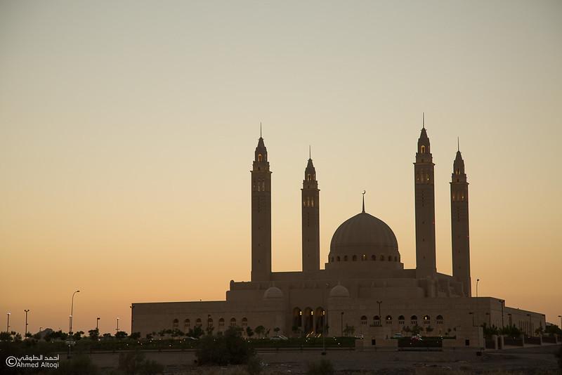 Sultan Qaboos mosqe - Nizwa (9).jpg