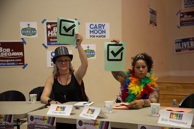 Queering Politics - LGBTQ Allyship Candidate Forum