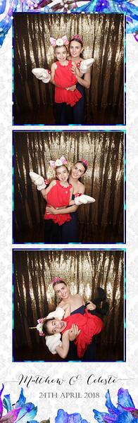 Matthew & Celeste Photostrips