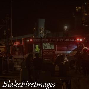 Large water rescue - Bridgeport CT - 05-02-20