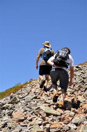 Silver Peak Hike - July