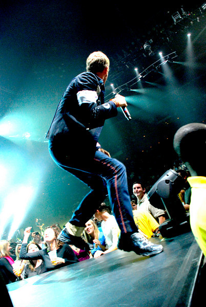 Coldplay - Orlando Arena 2008