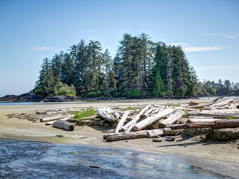 Long Beach. Tofino, British Columbia