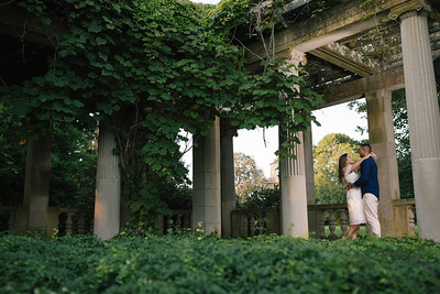 Aleks + Asad's Engagement :: Harkness Memorial State Park :: Waterford, CT