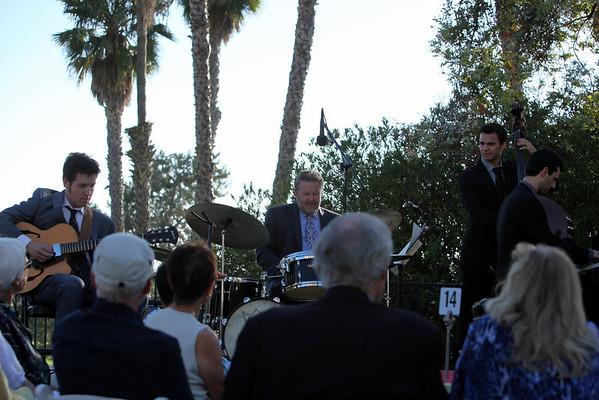 Sunset Series III Newport Beach Graham Dechter Quartet 8/8/2012