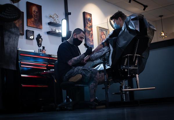 Grave Tattoo