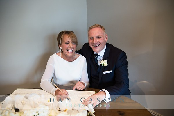 Louise & Vince.  PACKFORDS