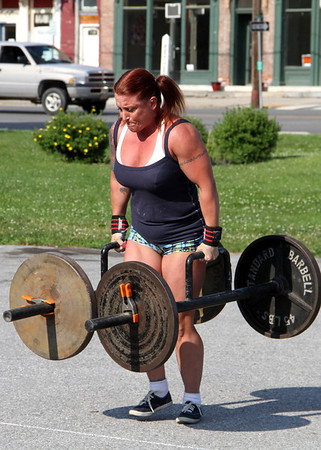 Strongman Competition June 18, 2011