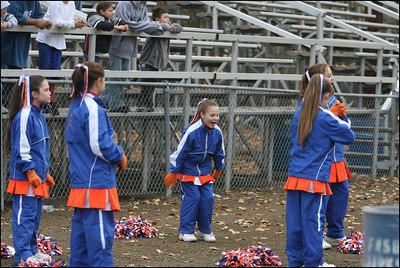 Junior- Sept 23 Playoff Seahawks vs Broncos