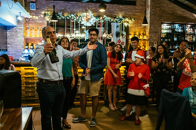 TCC Christmas Party 2018