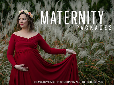 Booking- Maternity Portrait Packages