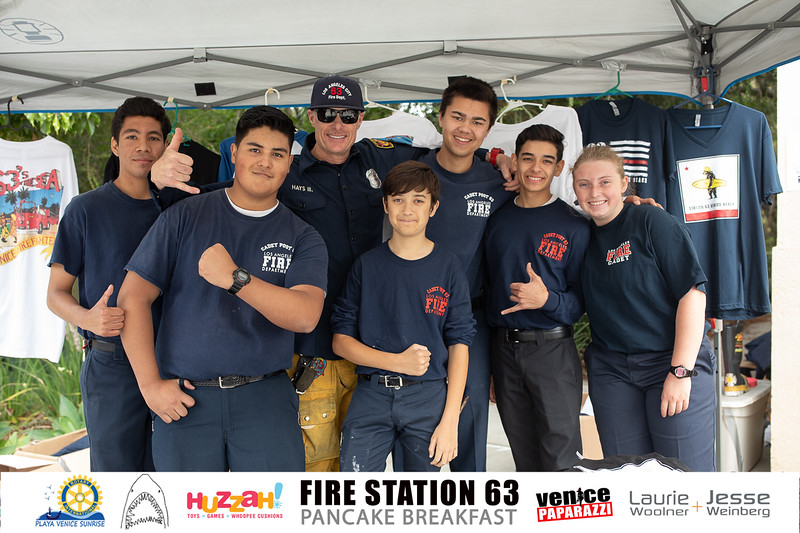2019 Fire Station 63 Pancake Breakfast and family fun day