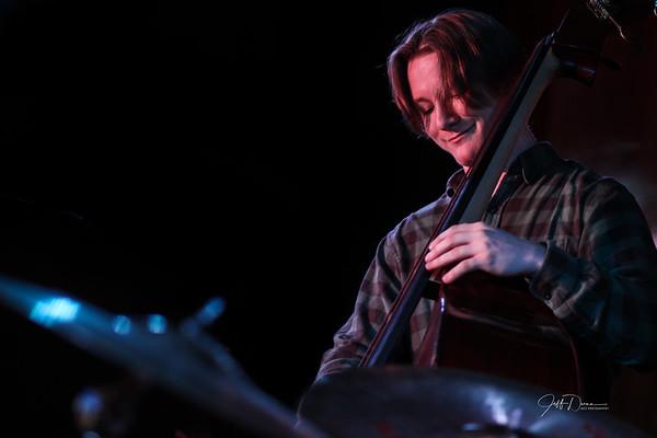 Wayne State Jazz Jam - Cliff Bell's 11-17-2019