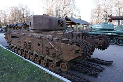 Churchill Mk IV AVRE