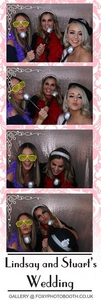 Lindsay & Stuarts Wedding