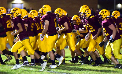 HS Sports - River Rouge at Riverview Football
