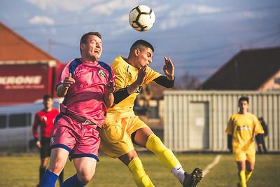 AS Bradu v. Interstar Sibiu, Romanian IV Liga (Sibiu County), 21/03/2019