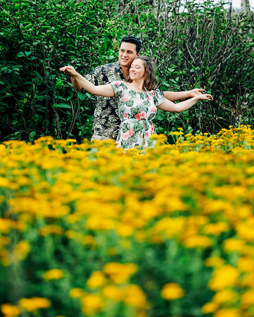 Cait and Sean - Engagement