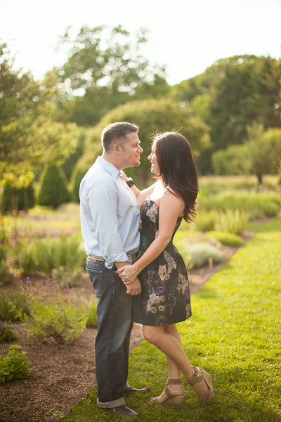 Meghan + Sean Engagement Session