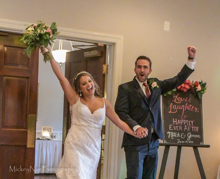06-15-19 Mitch Jenna  Wedding Reception Wide Lens
