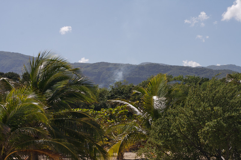 Mountains of Haiti