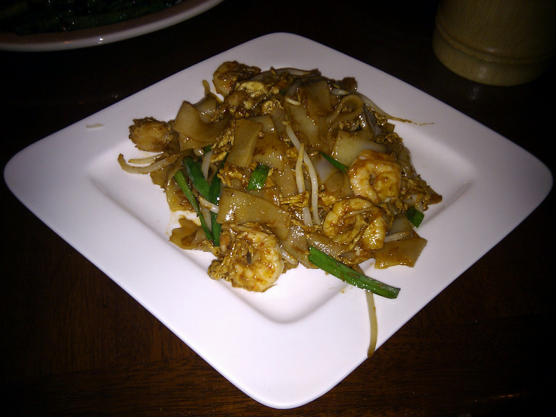 Betelnut - Penang Rice Noodle with King Crab