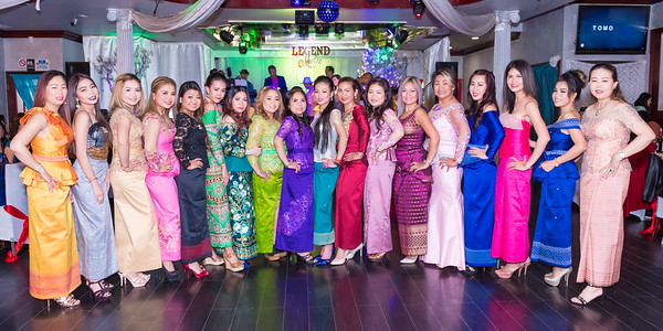 Cambodian New Year Party:  April 7, 2018