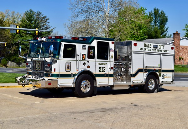 Company 13 - Dale City Fire Department (Hillendale station)