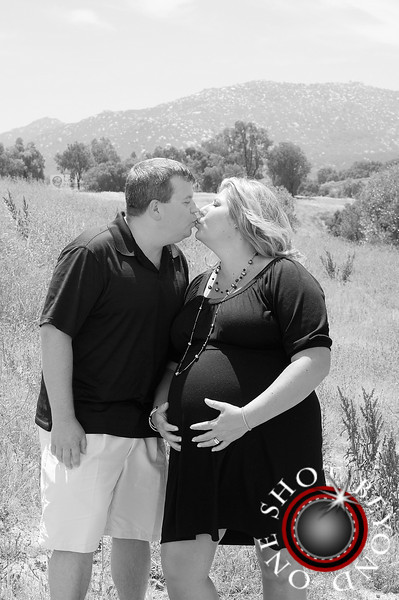 Kerrie's Maternity Session
