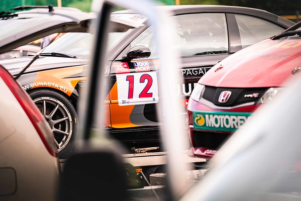 Admistrative check and Scrutineering