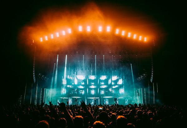 11/17/17 - GLOBEN - Stockholm, Sweden