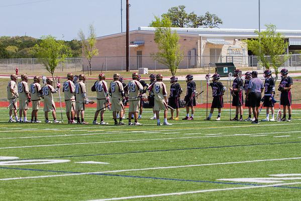 Dripping Springs Tigers vs St. Michael's Crusaders - Sat, Apr 6, 2013