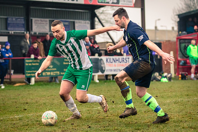 Joker v. Oyster Martyrs, FA Sunday Cup 4th round @ Maltby Main, 20/01/2019
